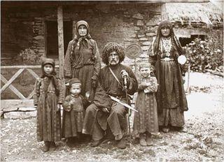 Georgische_Familie