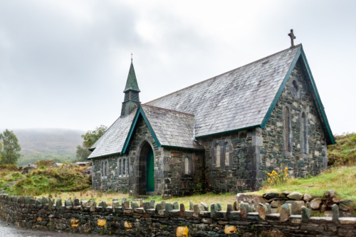 Derrycunihy Church  Co Kerry Dimitry Anikin on USp